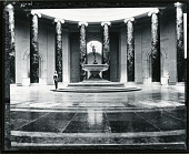 view Model, Interior of the National Gallery [art work] / (photographed by Peter A. Juley & Son) digital asset number 1