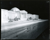 view Model of the National Gallery of Art [art work] / (photographed by Peter A. Juley & Son) digital asset number 1