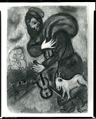 view Jew with Sack [painting] / (photographed by Peter A. Juley & Son) digital asset number 1