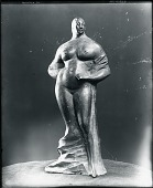 view Standing Nude [sculpture] / (photographed by Peter A. Juley & Son) digital asset number 1
