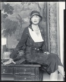 view Neysa McMein (Mrs. John G. Baragwanath) [photograph] / (photographed by Peter A. Juley & Son) digital asset number 1