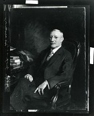 view Judge George A. Slater [painting] / (photographed by Peter A. Juley & Son) digital asset number 1