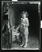 view Portrait of a Child [painting] / (photographed by Peter A. Juley & Son) digital asset number 1