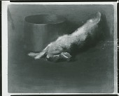 view Untitled (Dead Rabbit with Copper Pot) [painting] / (photographed by Peter A. Juley & Son) digital asset number 1