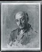 view Liberte, Jean, Portrait of [art work] / (photographed by Peter A. Juley & Son) digital asset number 1