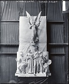 view Model for Peace for the Dewey Triumphal Arch [sculpture] / (photographed by Peter A. Juley & Son) digital asset number 1