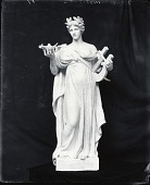 view Model for Greek Lyric Poetry (?) [sculpture] / (photographed by Peter A. Juley & Son) digital asset number 1