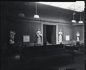 view Memorial Exhibition Century Club [art work] / (photographed by Peter A. Juley & Son) digital asset number 1