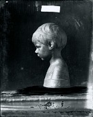 view Portrait of a Boy [sculpture] / (photographed by Peter A. Juley & Son) digital asset number 1