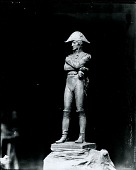 view Naval Officer [sculpture] / (photographed by Peter A. Juley & Son) digital asset number 1