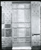 view Studies for Mariners' Museum Entrance Doors [sculpture] / (photographed by Peter A. Juley & Son) digital asset number 1