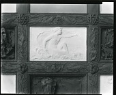 view Study for Mariners' Museum Entrance Doors (detail) [sculpture] / (photographed by Peter A. Juley & Son) digital asset number 1