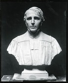 view William Ellery Channing [sculpture] / (photographed by Peter A. Juley & Son) digital asset number 1