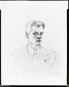 view William Miller [drawing] / (photographed by Peter A. Juley & Son) digital asset number 1