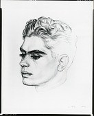 view Jose Martinez [drawing] / (photographed by Peter A. Juley & Son) digital asset number 1