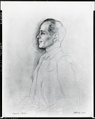view Monroe Wheeler [drawing] / (photographed by Peter A. Juley & Son) digital asset number 1