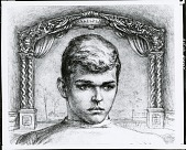 view Sandy Campbell, Young Actor [drawing] / (photographed by Peter A. Juley & Son) digital asset number 1