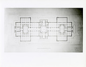 view Plan of the National Gallery of Art [art work] / (photographed by Peter A. Juley & Son) digital asset number 1