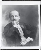 view Adolfo Muller-Ury [photograph] / (photographed by Peter A. Juley & Son) digital asset number 1
