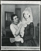 view Lady and Her Maid [painting] / (photographed by Peter A. Juley & Son) digital asset number 1