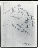 view Alpspitze [art work] / (photographed by Peter A. Juley & Son) digital asset number 1