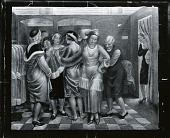 view The Fitting Room [painting] / (photographed by Peter A. Juley & Son) digital asset number 1