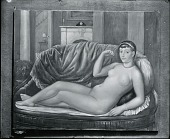 view Odalisque [painting] / (photographed by Peter A. Juley & Son) digital asset number 1