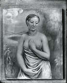 view Bather with Pearls [painting] / (photographed by Peter A. Juley & Son) digital asset number 1