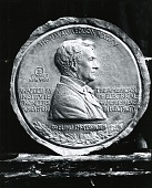 view Edison Medal, American Institute of Electrical Engineers [sculpture] / (photographed by Peter A. Juley & Son) digital asset number 1