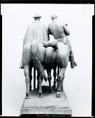 view Lee-Jackson Monument [sculpture] / (photographed by Peter A. Juley & Son) digital asset number 1