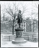view Nathan Hale Memorial [sculpture] / (photographed by Peter A. Juley & Son) digital asset number 1