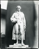 view Thomas Jefferson [sculpture] / (photographed by Peter A. Juley & Son) digital asset number 1