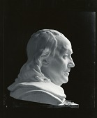 view Benjamin Franklin [sculpture] / (photographed by Peter A. Juley & Son) digital asset number 1