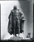 view Albert Gallatin [sculpture] / (photographed by Peter A. Juley & Son) digital asset number 1