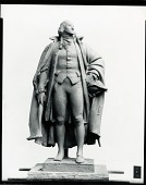 view Model for Albert Gallatin [sculpture] / (photographed by Peter A. Juley & Son) digital asset number 1