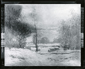 view Winter [painting] / (photographed by Peter A. Juley & Son) digital asset number 1