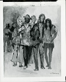 view Hippies [art work] / (photographed by Peter A. Juley & Son) digital asset number 1