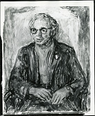 view Portrait of Mr. Oscar [art work] / (photographed by Peter A. Juley & Son) digital asset number 1