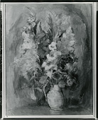 view Gladioli [painting] / (photographed by Peter A. Juley & Son) digital asset number 1