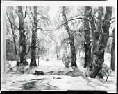 view Winter Morning [painting] / (photographed by Peter A. Juley & Son) digital asset number 1