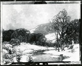 view Highland Stream [painting] / (photographed by Peter A. Juley & Son) digital asset number 1