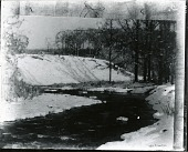view Landscape with Stream and Snow [painting] / (photographed by Peter A. Juley & Son) digital asset number 1