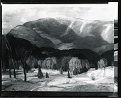 view Mountain Landscape [painting] / (photographed by Peter A. Juley & Son) digital asset number 1