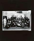 view John Sloan with his class at the Art Students League, New York [photograph] / (photographed by Peter A. Juley & Son) digital asset number 1