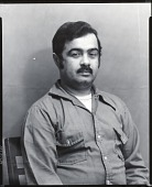 view Herman, Art Students League employee [photograph] / (photographed by Peter A. Juley & Son) digital asset number 1