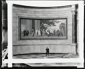 view Scale Model of the Declaration Mural [sculpture] / (photographed by Peter A. Juley & Son) digital asset number 1