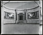 view Scale Model of Constitution and Declaration Murals [sculpture] / (photographed by Peter A. Juley & Son) digital asset number 1