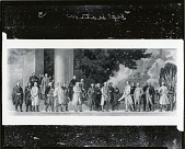 view Sketch for Declaration Mural [drawing] / (photographed by Peter A. Juley & Son) digital asset number 1