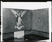 view Model for the Mosaic at St. Mihiel American Cemetery,Thiaucourt, France [drawing] / (photographed by Peter A. Juley & Son) digital asset number 1