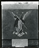 view Model for the Mosaic at St. Mihiel American Cemetery,Thiaucourt, France [painting] / (photographed by Peter A. Juley & Son) digital asset number 1